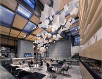 上下与内外 – 编剧之家餐厅设计