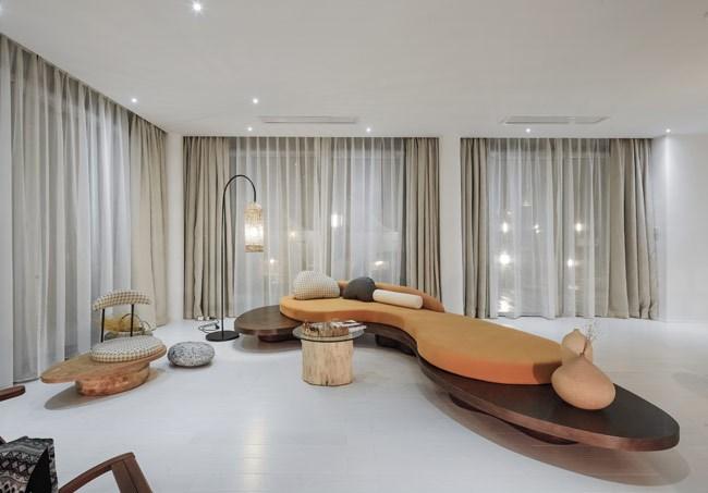 千岛湖云水 格精品酒店设计