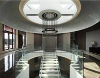 三银集团办公空间设计