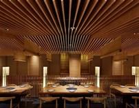 鹤一烧肉北京店
