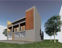 安吉高坞里自然村丁宅改造