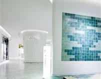 意大利Imola蜜蜂瓷砖成都店设计