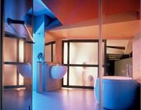 時間的容器  TIME CONTAINER 住宅设计