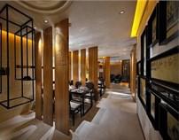 海联汇餐厅设计