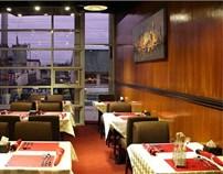 魏晋安2014设计项目 胜豪客跨国西餐菲律宾马尼拉店
