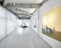建筑摄影:四方美术馆