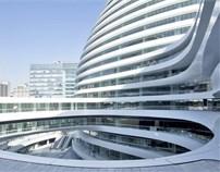 建筑摄影:银河SOHO