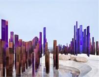 建筑摄影:襄阳紫薇园景观