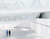 建筑摄影:悦美术馆