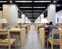 建筑摄影:外国语大学图书馆