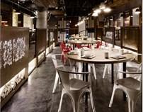 禧湘遇餐厅设计