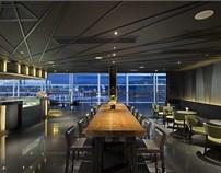 香港国际机场环亚机场贵宾室(西大堂)设计