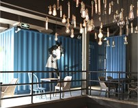 Tata Coffee上海金汇四季广场店设计