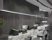 海岸影城咖啡店设计