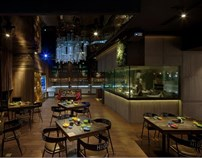 广东惠州海先生微超餐厅