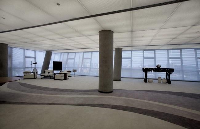 阿里巴巴总部ceo办公室设计图片