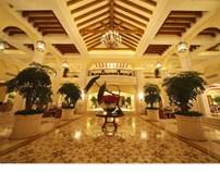 美林基业广州美林湖酒店设计