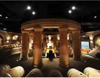 中信国安尼雅皇家酒窖设计