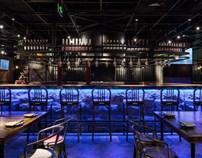食间工厂——串亭烧烤居酒屋设计
