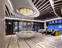 平壤阿里郎餐厅设计