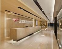沁營在當代藝術中的金融中心设计