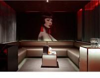 Kokaistudios:上海Bar Rouge酒吧设计