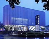南京证大大拇指广场售楼中心设计