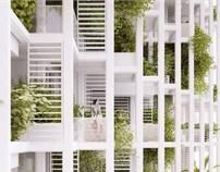 都市树语——印度维杰亚瓦达花园住宅