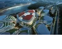 上海虹桥世界中心(HWC)设计