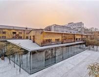 新旧穿越——淄博齐长城美术馆设计