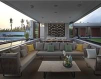 Hainan Resort Villa 海南度假式别墅设计