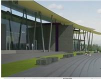 两江高尔夫球会所设计