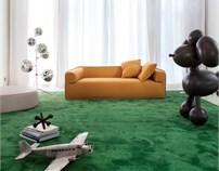玩转当代艺术——《艾力枫社》别墅设计
