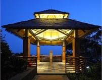 孙少川丨半岛售楼处设计