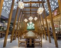 郭明丨云海肴餐厅设计