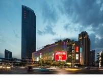 姜峰丨同德昆明广场设计