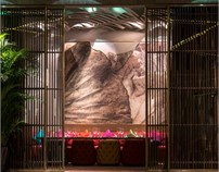 上海LAPIS THAI餐厅设计