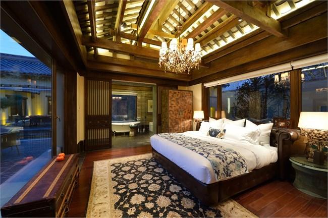 高文安丨云南丽江瑞吉别墅设计