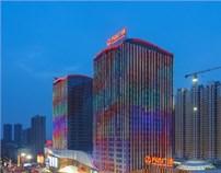 曾卫平丨湖北黄石万达广场设计