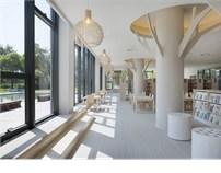 上海嘉定新城区公共图书馆设计