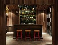 印巷餐厅设计