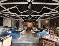 陈德坚 | 香港Kinsale餐厅设计