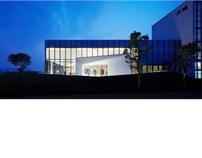 彭征设计丨天境花园销售中心