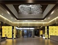 黄金旭丨大中华国际美食馆设计