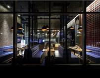 现代的姿态|郭明:Boutique Wines & Steak餐饮设计