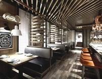 范日桥|上海厨房乐章餐厅设计