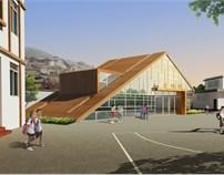 『我和第三空间的故事』—彝乡河外小学改造公益项目(二)