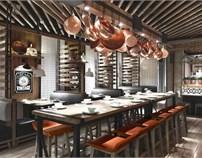 上海厨房乐章餐厅