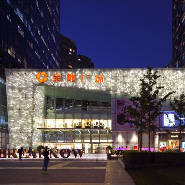 星光的遐想——北京金地广场(大观国际)