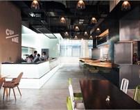 CupOne咖啡厅